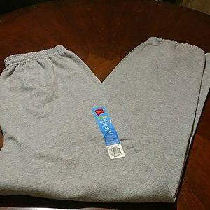 Hanes Pants - Brand new grey sweats